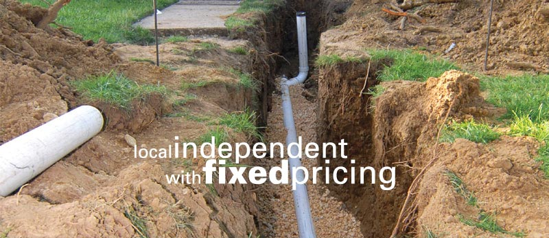 Local Independent with Fixed Pricing - Datum Drainage Ltd